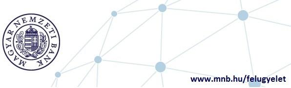 A felügyelet honlapja